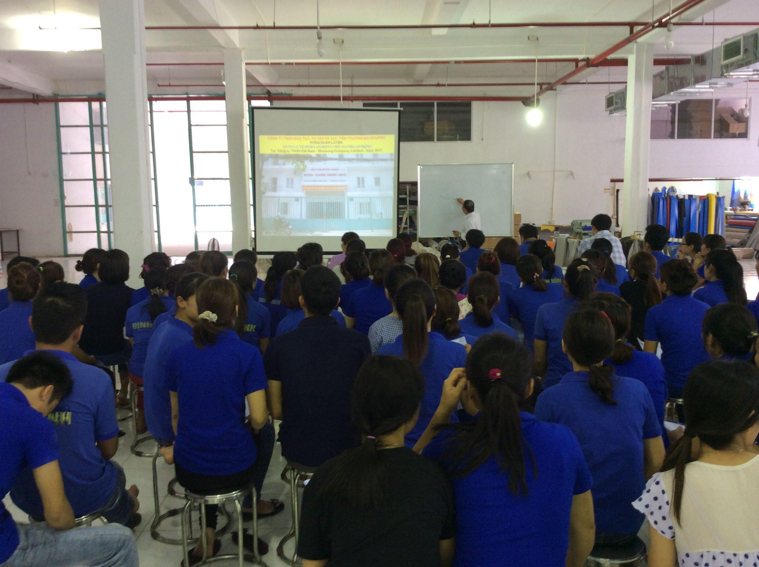 Huấn luyện an toàn lao động tại Hà nội | Nội dung theo NĐ 44/2016NĐ-CP