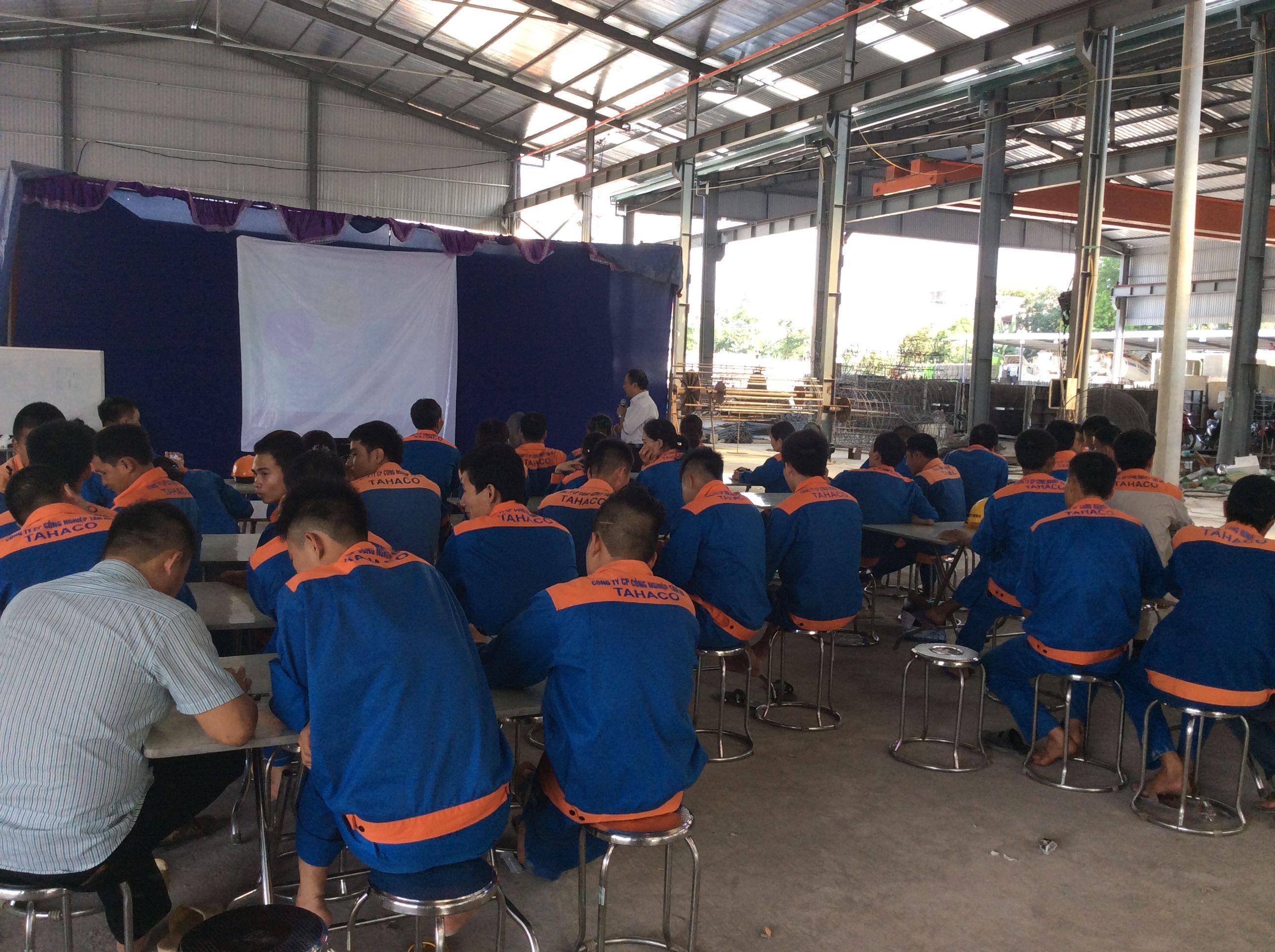 Huấn luyện an toàn lao động tại Tuyên Quang | An toàn lao động Tuyên Quang