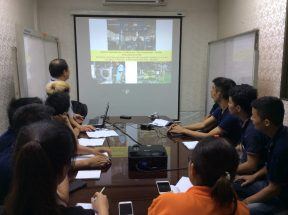 Huấn luyện an toàn lao động cho đối tượng nhóm 2