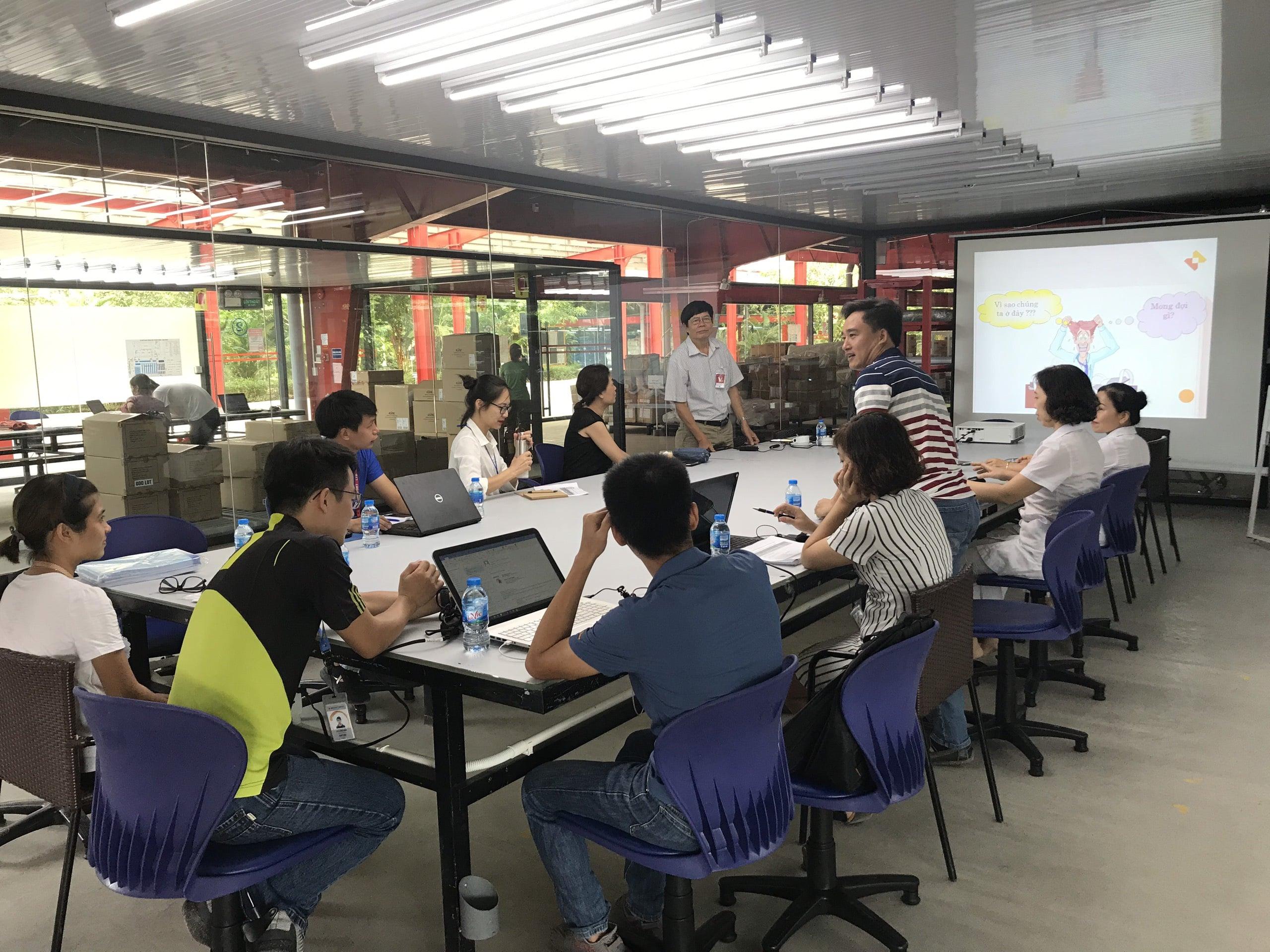 Huấn luyện chuyên môn nghiệp vụ cho người huấn luyện an toàn, vệ sinh lao động tại Thái Bình